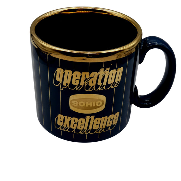 Gas & Oil Memorabilia - SOHIO Employee Event Coffee Cups