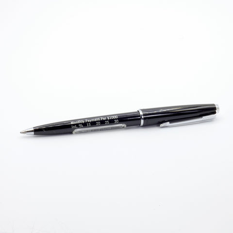 Vintage Advertising State Fidelity Parker Ball Point Pen