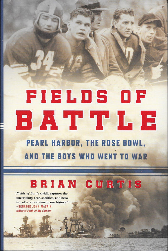 History Book Fields of Battle Pearl Harbor Brian Curtis - indypicker-com