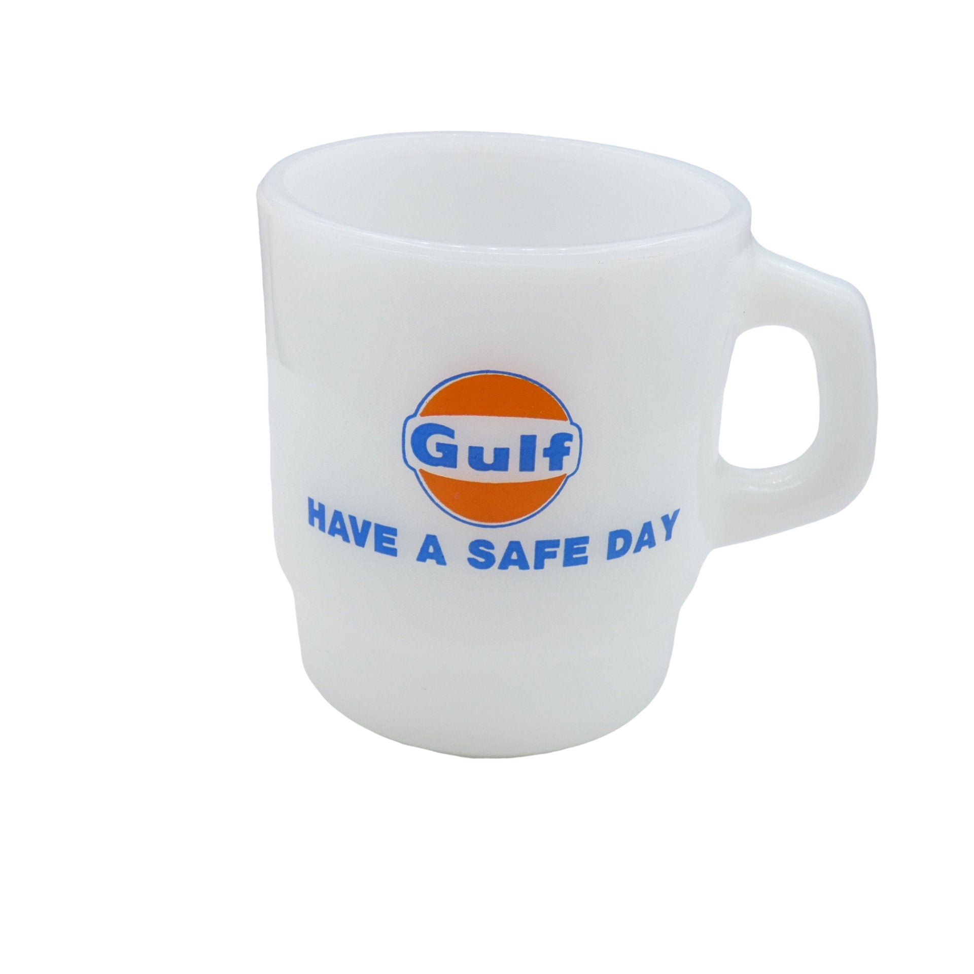 Vintage Petroleum Advertising - Gulf Oil Coffee Mug