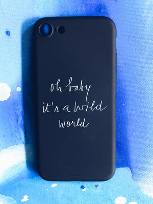 Oh baby. PHONE CASE