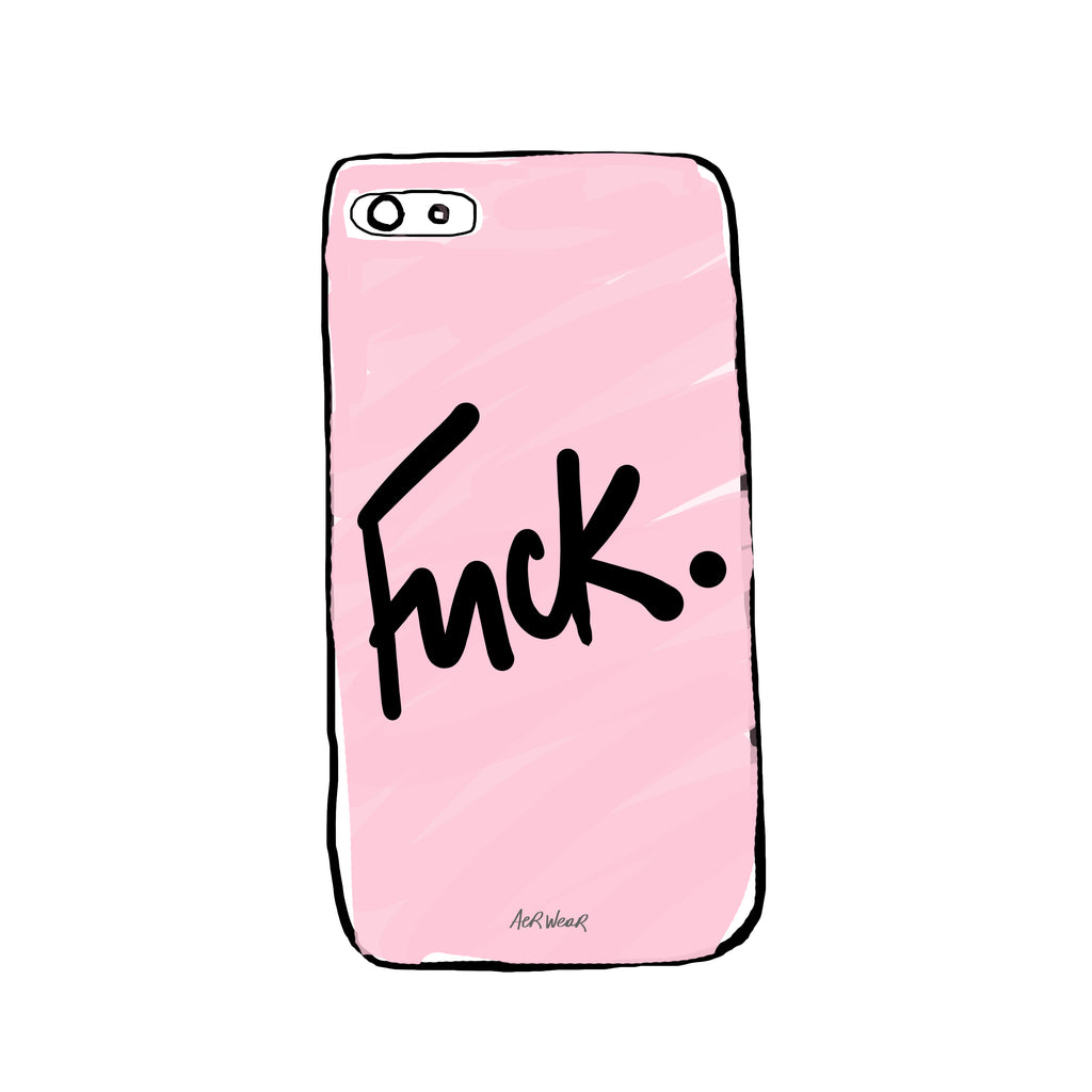 Fuck. PHONE CASE