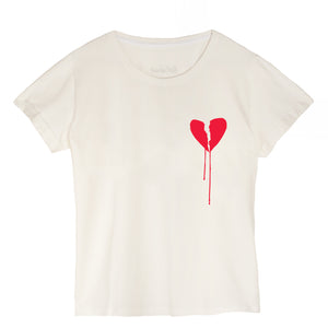 I LOVE ART Tshirt- LEFT (L)OVERS