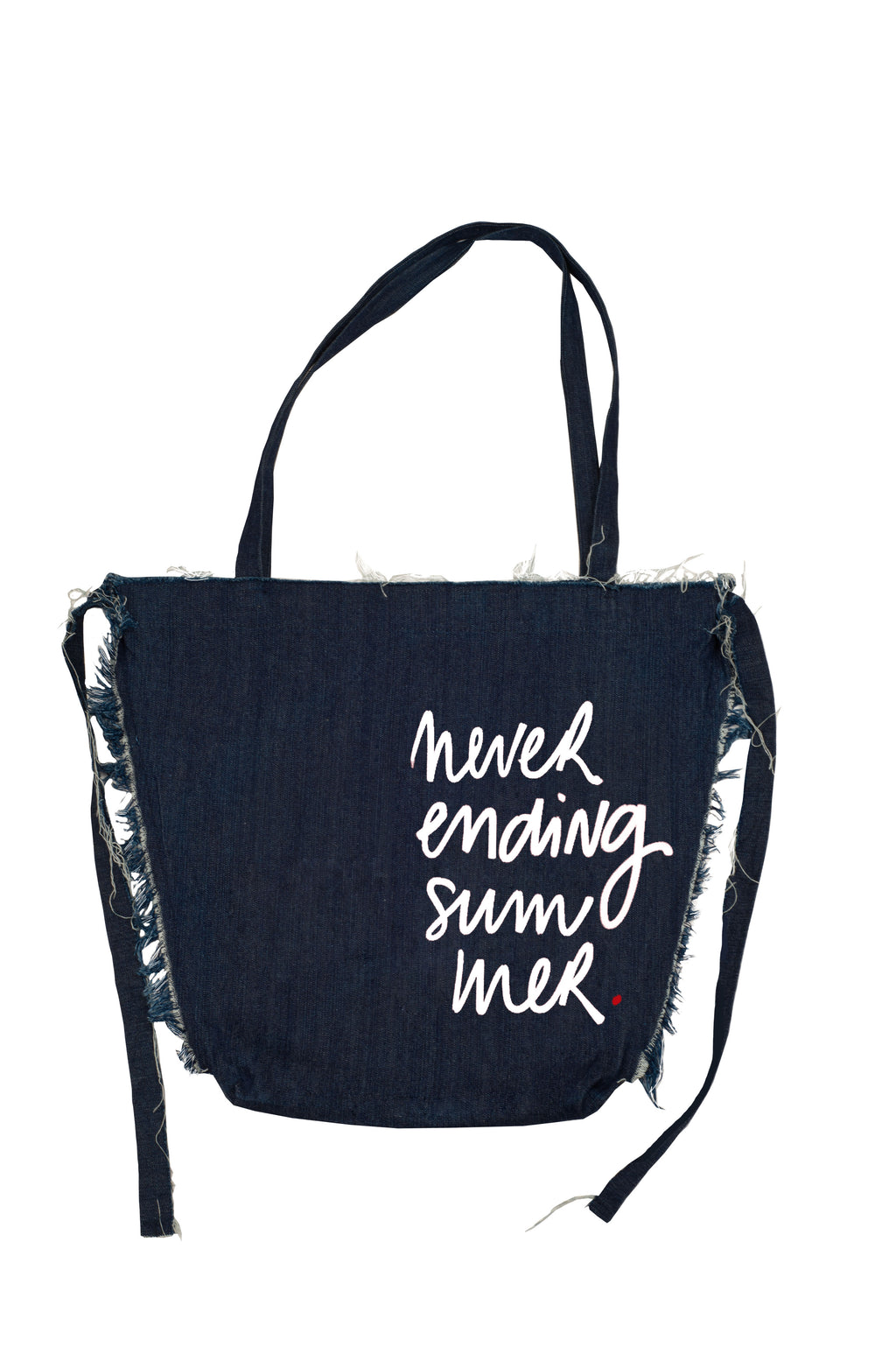 NEVER ENDING SUMMER tote bag