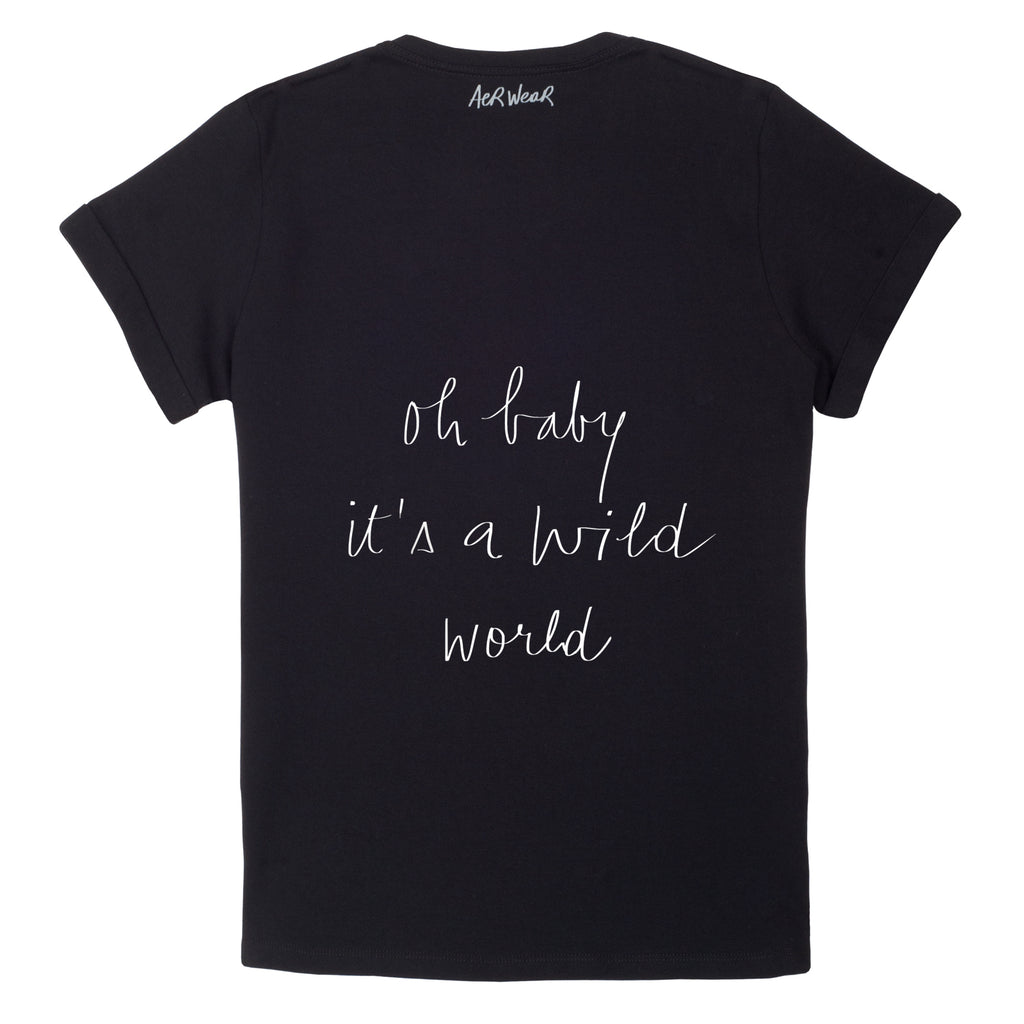 OH BABY Tshirt Black version