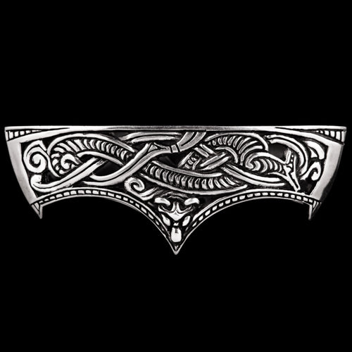 Viking Scabbard Mouth