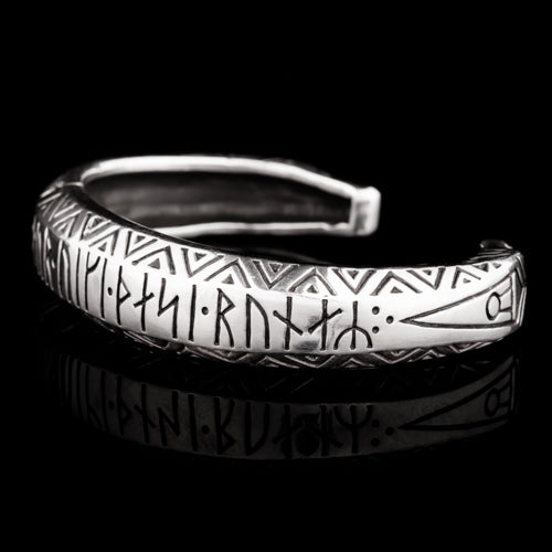 Thor Armring With Runes