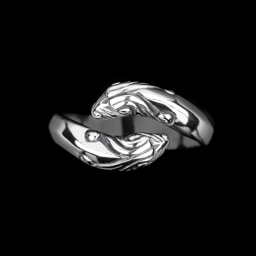 Viking World Serpent Ring