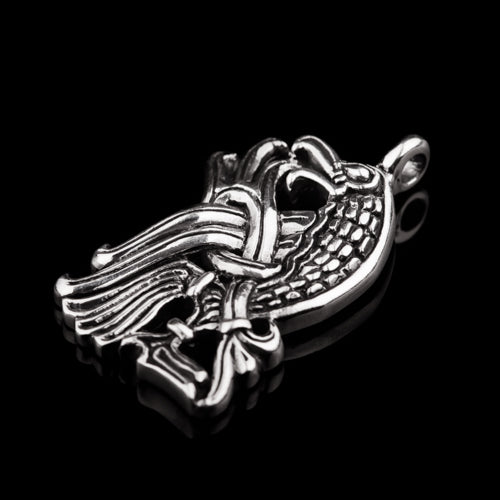 Viking Eagle Pendant
