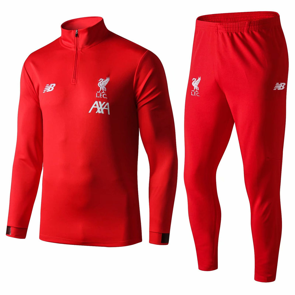 Liverpool Red Training Suit 19 20 Season