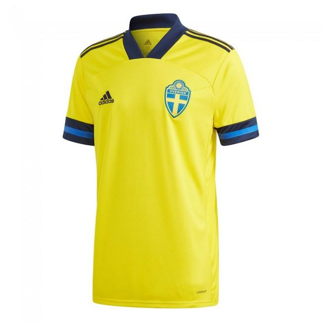 Sweden National Team Jersey Home-EURO CUP 2020