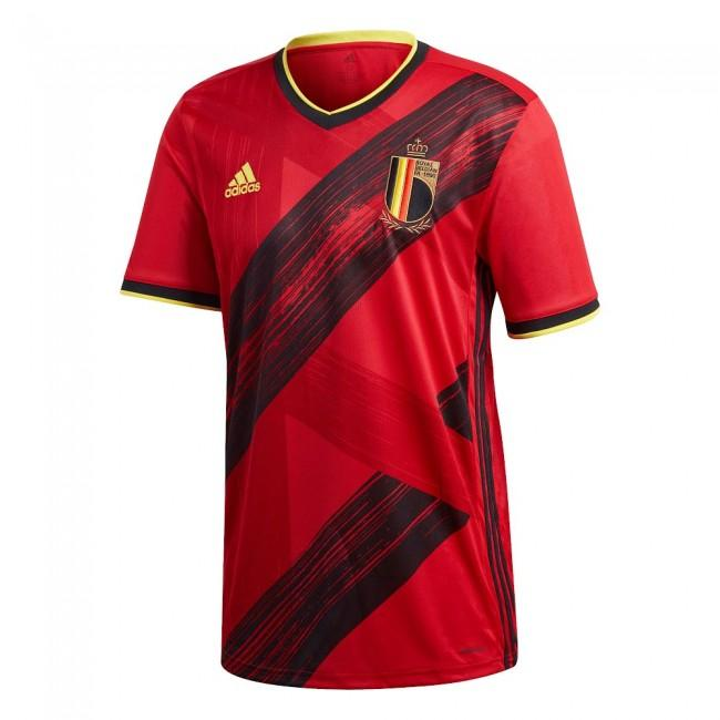 Belgium National Team Jersey Home-EURO CUP 2020 - sportifynow