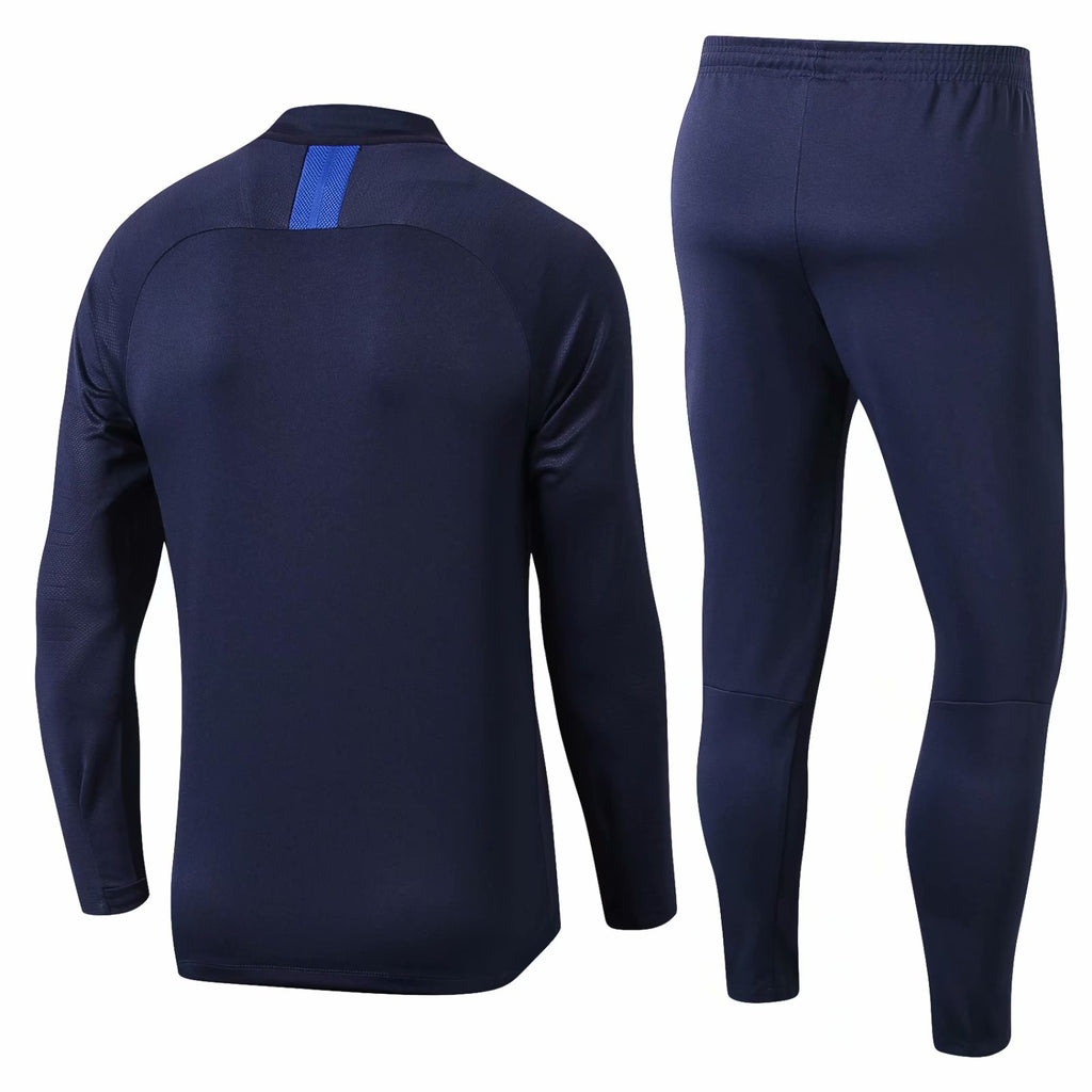 Chelsea Dark Blue Training Suit 19 20 Season