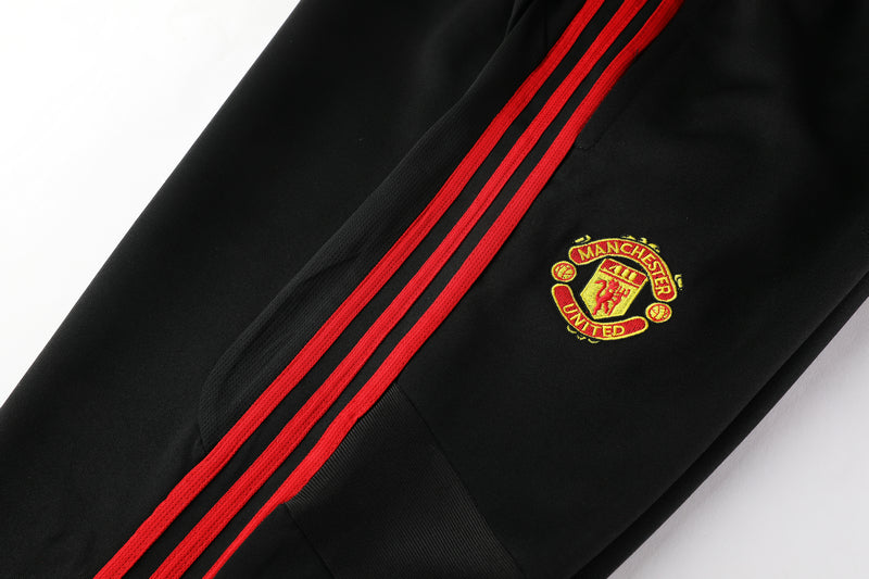 Manchester United Red Training Suit 20 21 Season