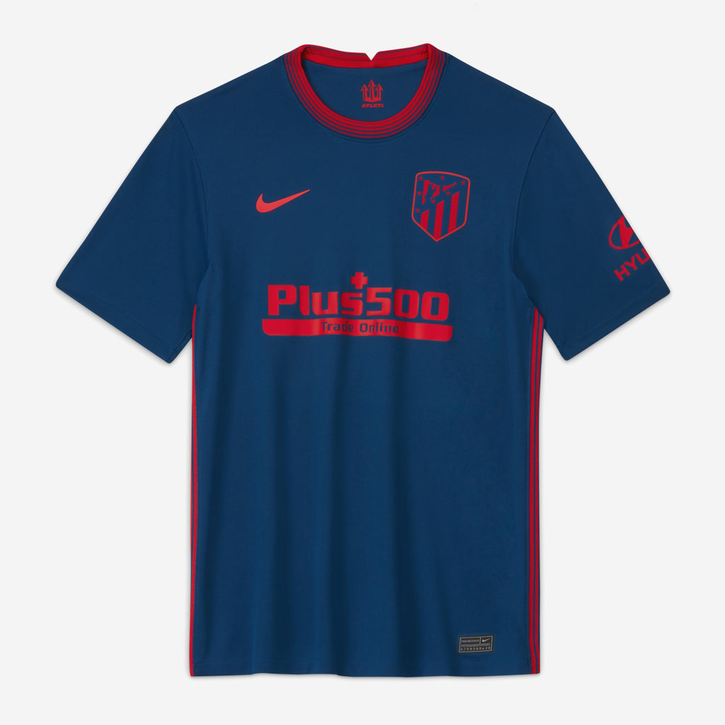 Atletico Madrid Football Jersey Away 20-21 Season