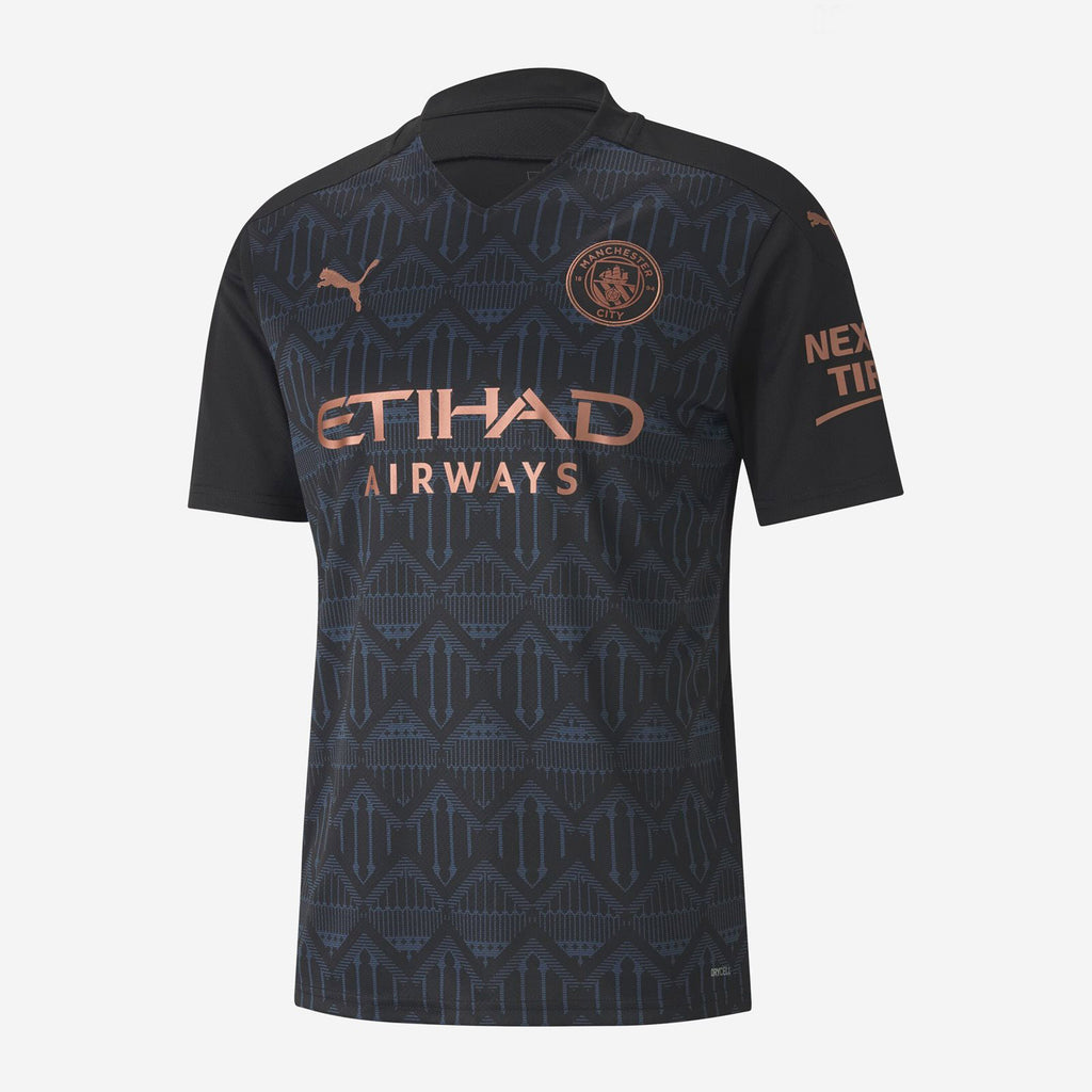 Manchester City Football Jersey Away 20 21 Season