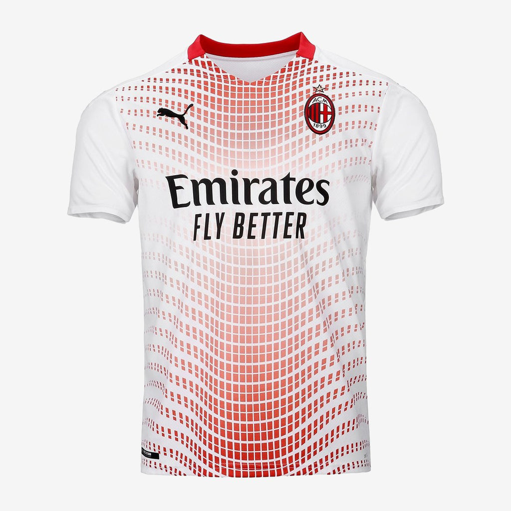 AC Milan Football Jersey Away 20 21 Season