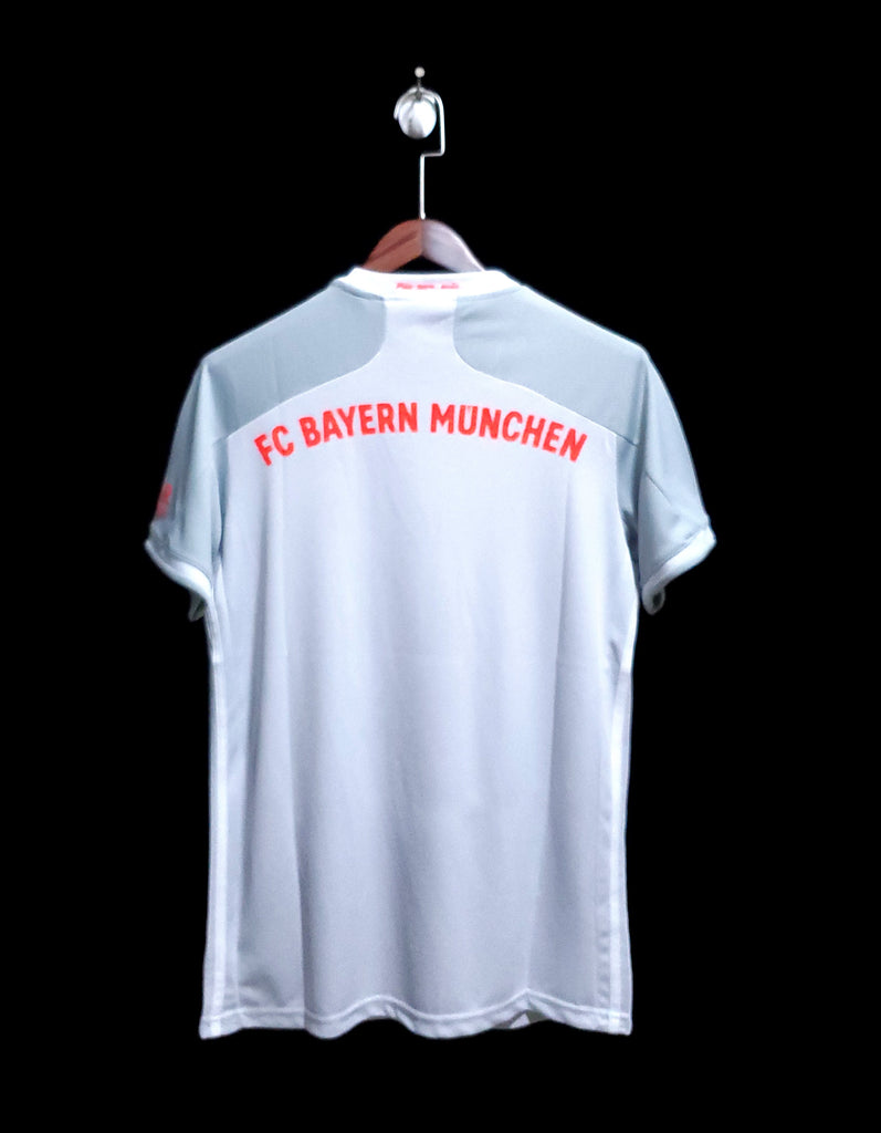 Bayern Munich Jersey Away 20 21 Season