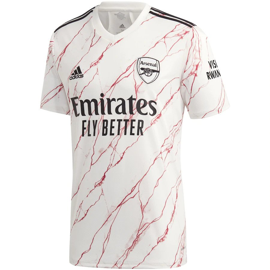 Arsenal Football Jersey Away 20 21 Season