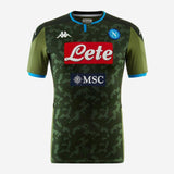 Napoli Football Jersey Away 19 20 Season
