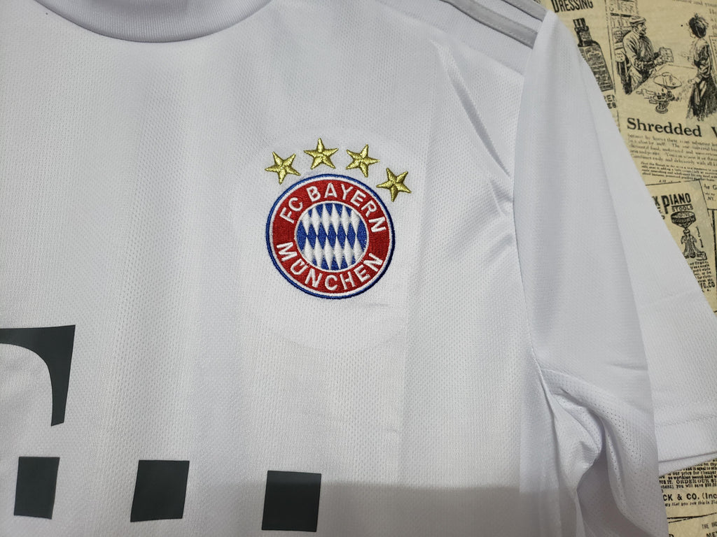 Bayern Munich Jersey Away 19 20 Season