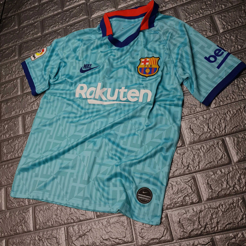 Barcelona Football Jersey Third 19 20 Season