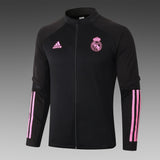Real Madrid Black Winter Jacket 20 21 Season