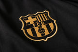Barcelona Black Winter Jacket 20 21 Season