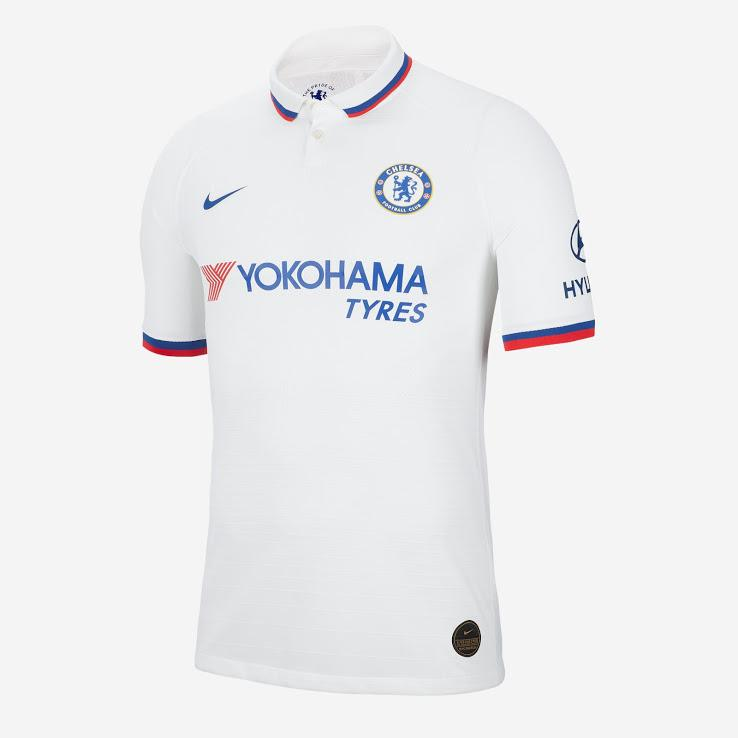 Chelsea Football Jersey Away 19 20 Season