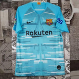 Barcelona Goal Keeper Jersey 19 20 Season