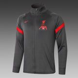 Liverpool Grey Winter Jacket 20 21 Season