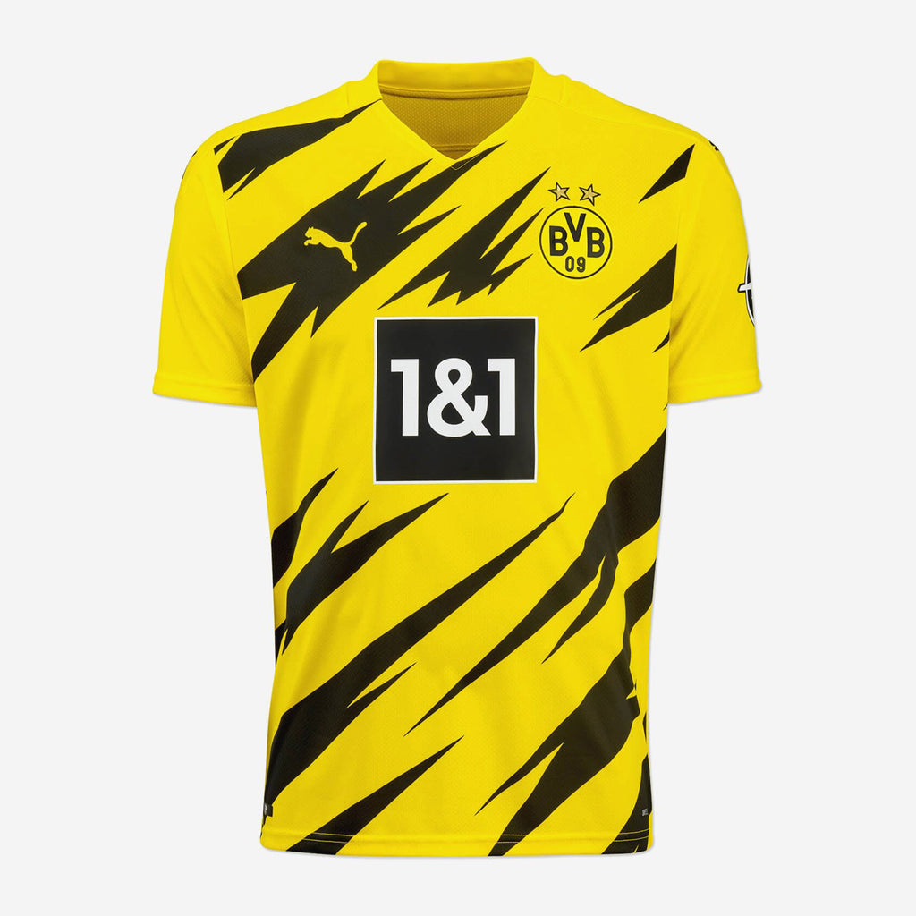 Borussia Dortmund Football Jersey Home 20 21 Season
