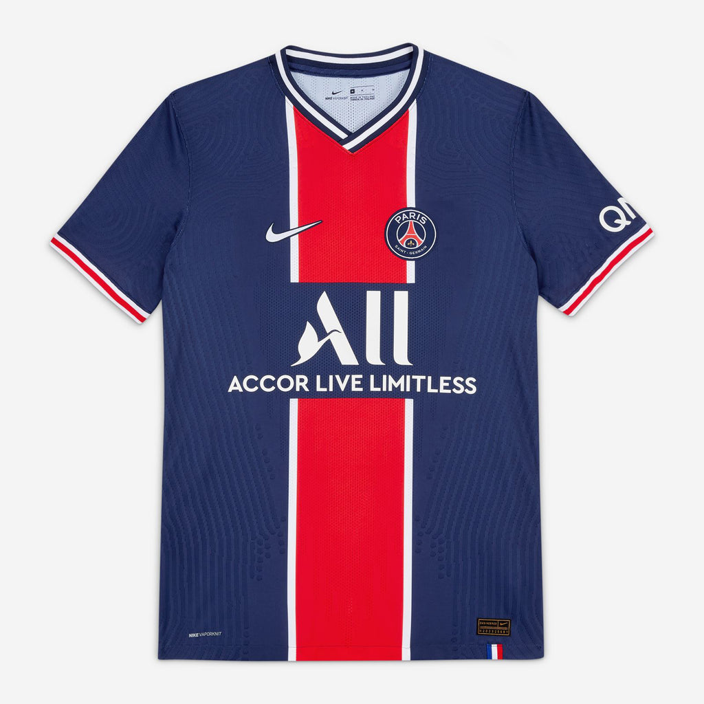 PSG Football Jersey Home 20 21 Season