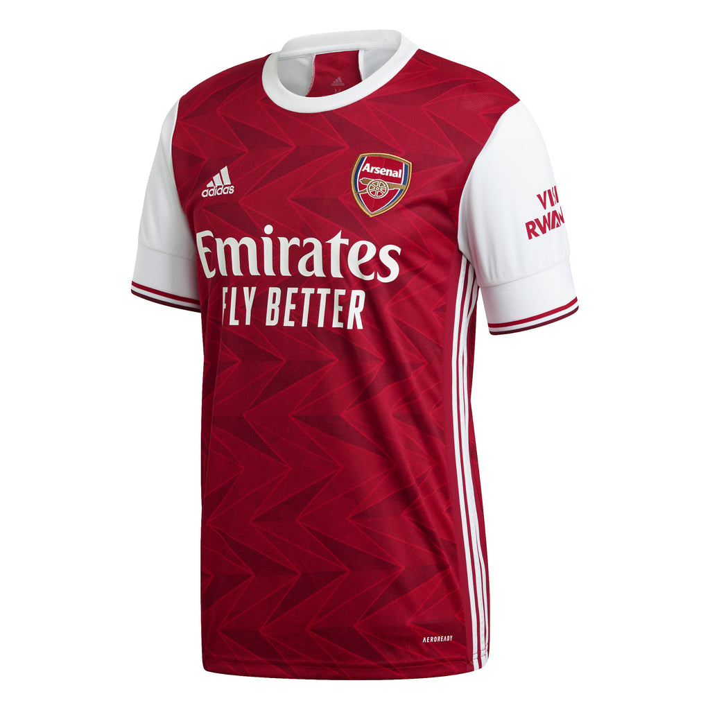 Arsenal Football Jersey Home 20 21 Season