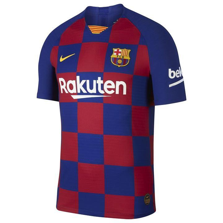 Barcelona Football Jersey Home 19 20 Season