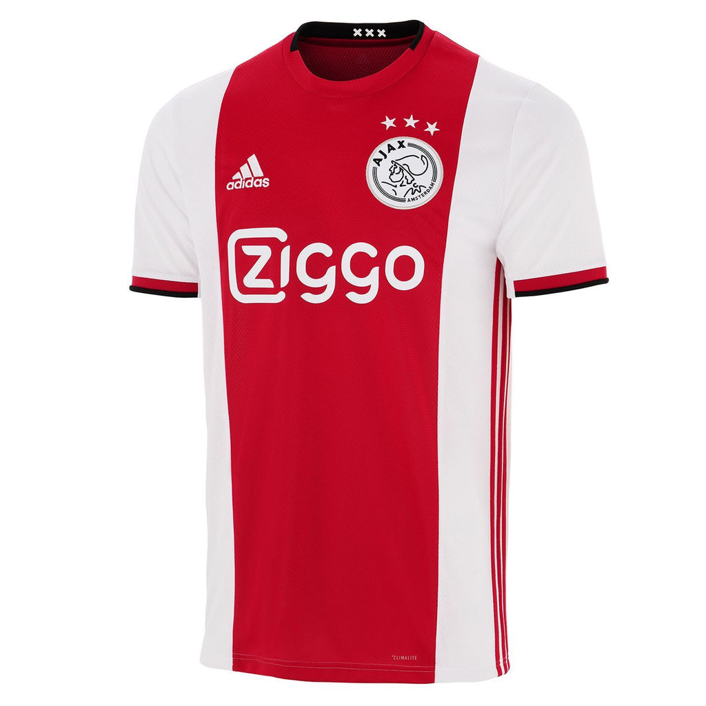 Ajax Football Jersey Home 19 20 Season