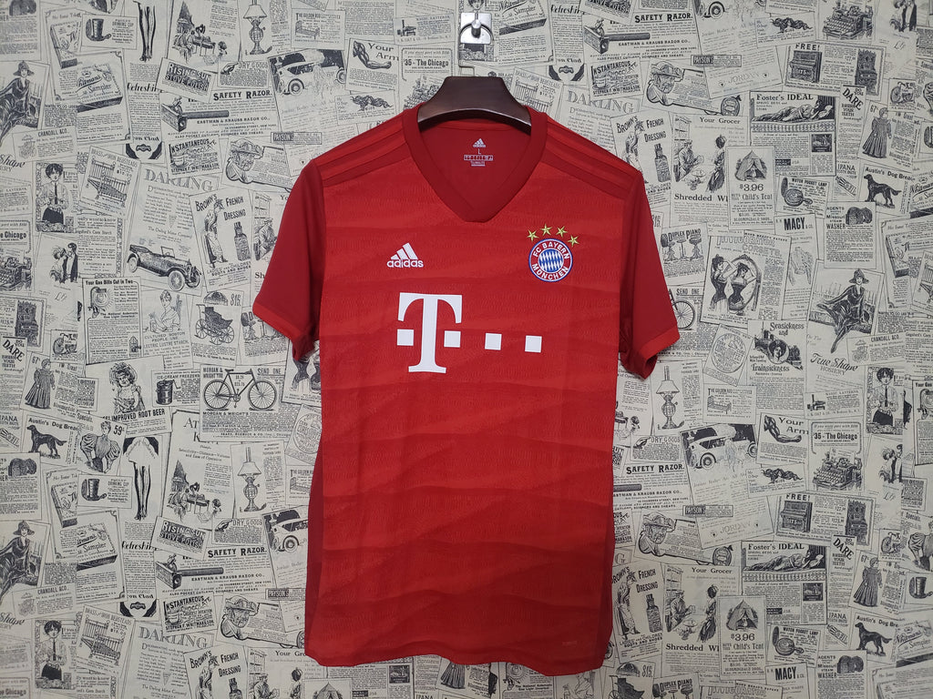Bayern Munich Jersey Home 19 20 Season