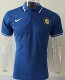 Inter Milan Blue Polo T-Shirt