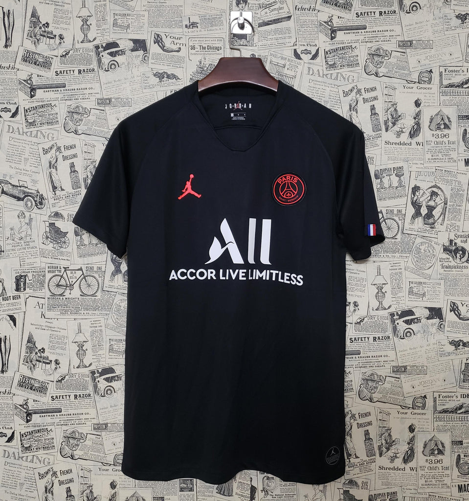 PSG JORDAN Football Jersey Home 19 20 Season
