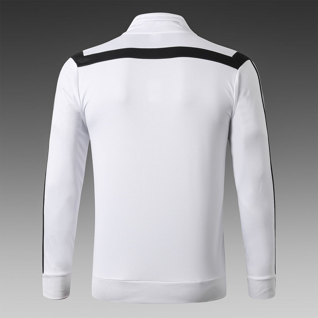 Juventus White Winter Jacket 19 20 Season Sweater sportifynow