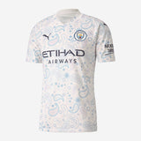Manchester City Football Jersey Third 20 21 Season