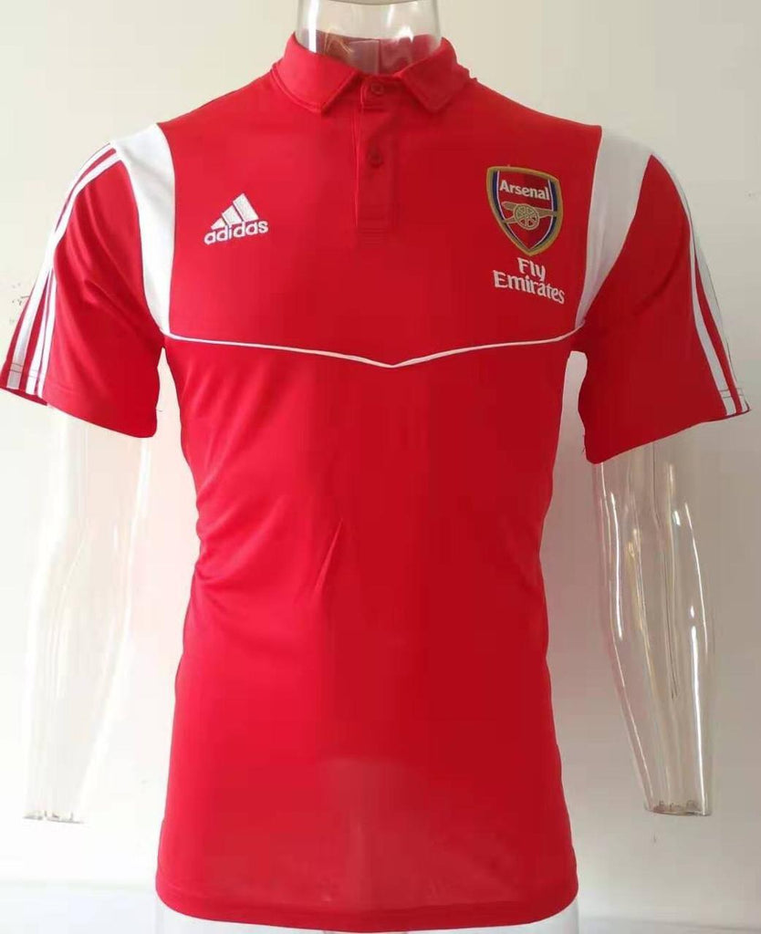 Arsenal Red Polo T-Shirt