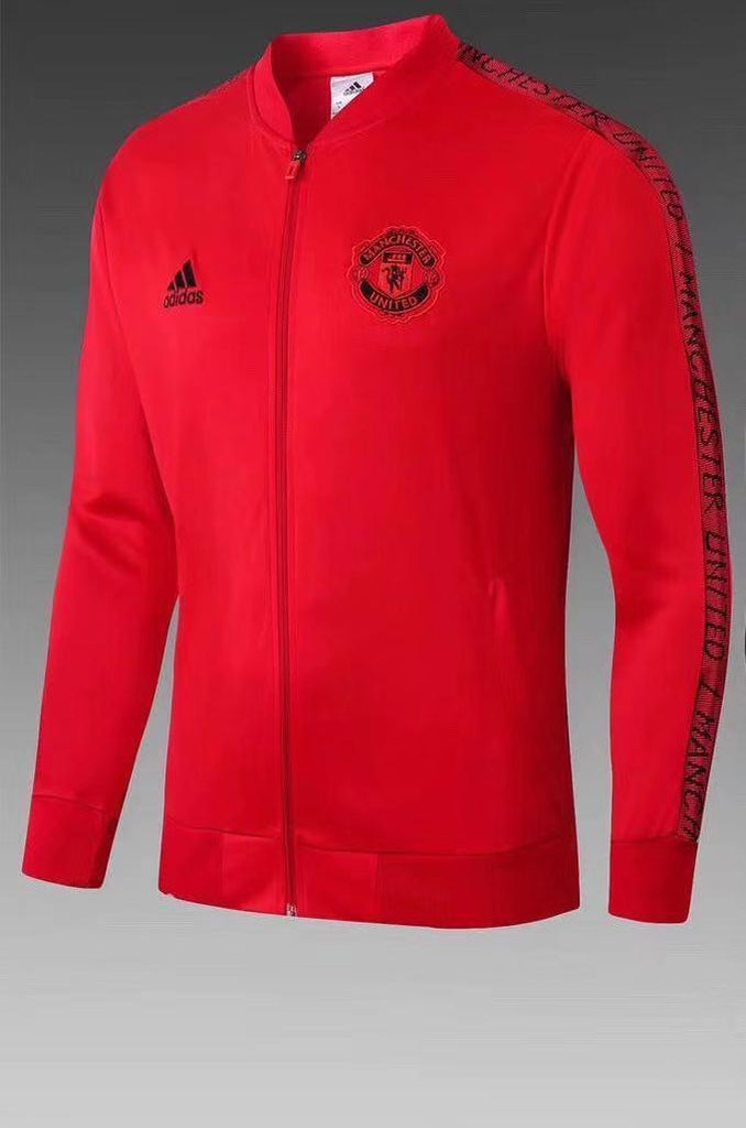 Manchester United Winter Jacket RED 19 20 Season Sweater sportifynow