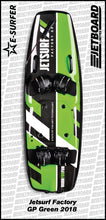 Jetsurf Factory GP 2018 in green