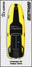 Lampuga Air 2018 electric surfboard for sale in yellow