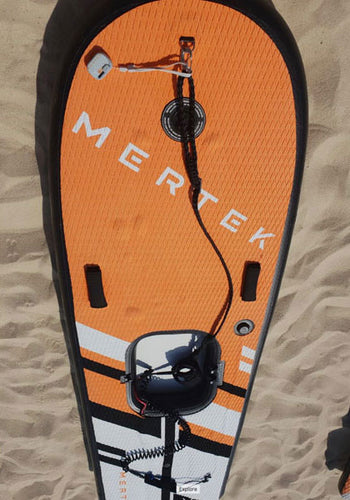 Mertek electric surfboard for sale