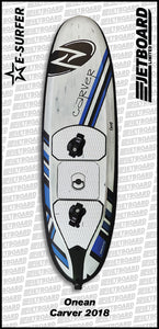 Onean Carver electric jetboard for sale