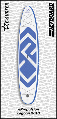 ePropulsion Lagoon E-SUP for sale