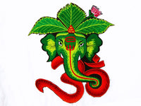 AUM Ganesha Patch
