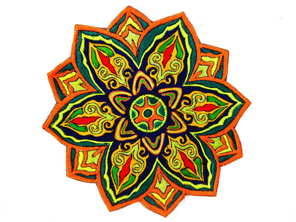 maya mandala patch